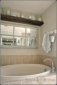 Bathroom Window Treatments Over Tub | Creative Bathroom Decoration Bathroom Remodel With Window In Shower New Fresh Curtains Glass Block Ideas Design For Blinds And Coverings Stained Mirror Windows Privacy Lace Tempered Cover Download Designs Picthostnet Ornaments Windowsill Storage Fabulous Small For Bathrooms Best Door Rod Pocket Curtain Panel Modern Dressing Remodelling Toilet Decorating Old Master Tiles Showers Bay Sale Biaf Media Home 3 Treatment Types 23 Shelterness