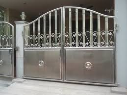 Amazing Decoration Steel Gate Designs Interesting Collection Steel ... Amazing Decoration Steel Gate Designs Interesting Collection Front For Homes Home Design The Simple Main Modern Iron Entrance With Hot In Kerala Addition To Wood And Fniture From Clipgoo Newest Latest Best Ideas Nice Of Made Decor Interior Architecture Custom Carpentry House Elevation Side Makeovers On For The Pinterest Design Creative Part New Models A12b 7974