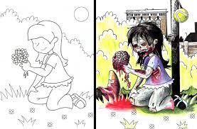 Dibujos De San Valentín Para Colorear Escuela En La Nube