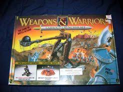 Weapons Warriors Star Fort