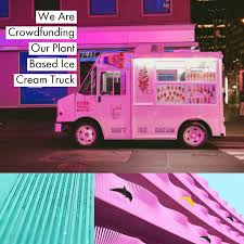 100 Icecream Truck We Are Crowdfunding Our Plant Based Ice Cream Frozen Fruit Co