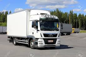 HIRVASKANGAS, FINLAND - JULY 8, 2017: White MAN TGM 15.250 Delivery ... Box Van Trucks For Sale Truck N Trailer Magazine Drivers For American Central Transport Get A Pay Raise Truck Trailer Express Freight Logistic Diesel Mack Farm Equipment Seven Springs Farms Johns Lyons Ne We Carry Good Selection Of 1998 Kentucky 53 Ft Drop Frame Auction Or Lease Little Ds And 106 Moore St City Ky 42330 First Class Services Inc Lewisport Rays Photos Jon_g Swift Home Largest Flatbed Dealer Tpd Trailers