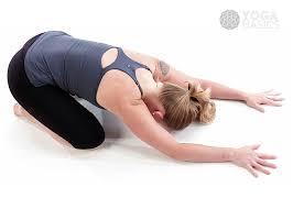 Child Pose O Yoga Basics