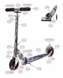 Speed Plus Scooter Spare Parts