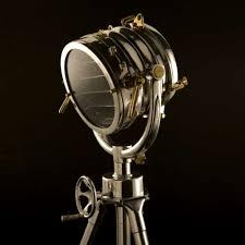 Royal Master Sealight Floor Lamp by Raleigh Lamp Lighting Hire London