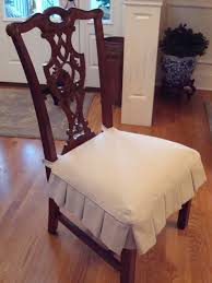 Dining Chair Slipcovers Dining Chair seat slipcover