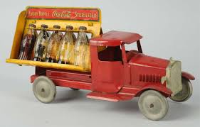 A Metalcraft Coca-Cola Toy Delivery Truck With Every Bottle ... 164 Diecast Toy Cars Tomica Isuzu Elf Cacola Truck Diecast Hunter Regular Cocacola Trucks Richard Opfer Auctioneering Inc Schmidt Collection Of Cacola Coca Cola Delivery Trucks Collection Xdersbrian Vintage Lego Ideas Product Shop A Metalcraft Toy Delivery Truck With Every Bottle Lledo Coke Soda Pop Beverage Packard Van Original Budgie Toys Crate Of Coca Cola Wanted 1947 Store 1998 Holiday Caravan Semi Mint In Box Limited