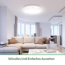 62w led deckenleuchte mit fernbedienung led deckenle dimmbar beleuchtung für wohnzimmer flur ip54