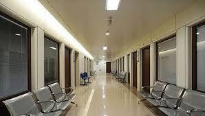 An Example Of Hallway Lighting Photos Credits Spark Optoelectronics