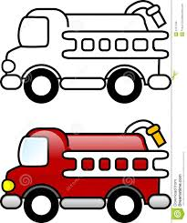 100 Fire Trucks For Toddlers Truck Coloring Pages Preschoolers 3127