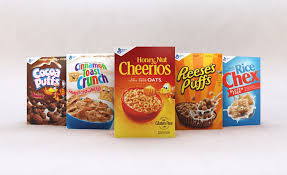 General Mills Releases 7 Updated Cereals