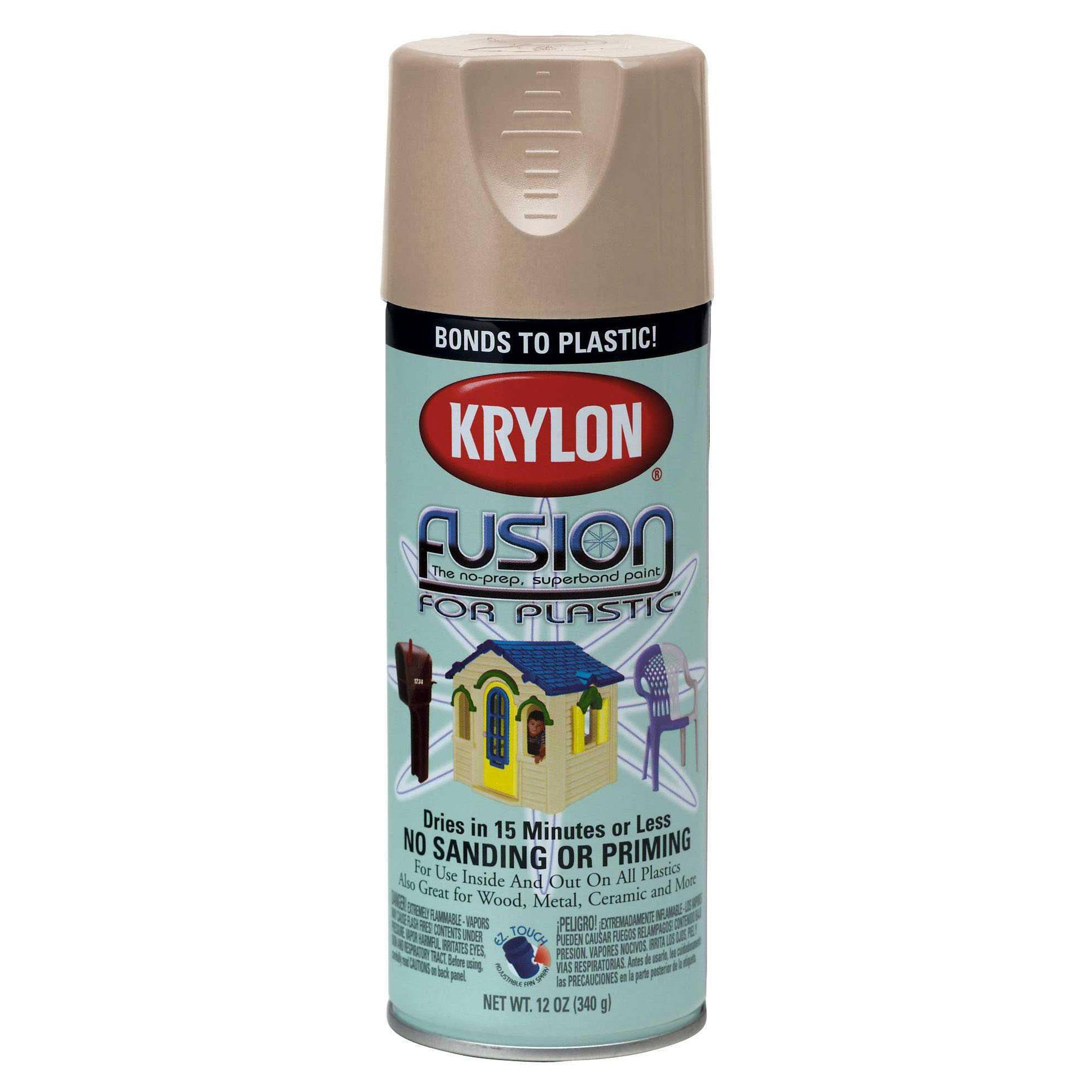Krylon Fusion Spray Paint - River Rock