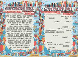 Governors Ball 30 Percent Female Music Festival