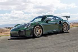 100 Porsche Truck For Sale Testing The RECORDSHATTERING 2018 911 GT2 RS Weissach