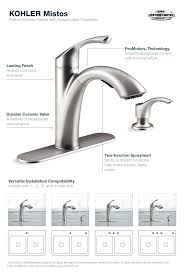 Hansgrohe Allegro E Kitchen Faucet Owners Manual by Hansgrohe Kitchen Faucet Installation Manual Kitchen Cabinets