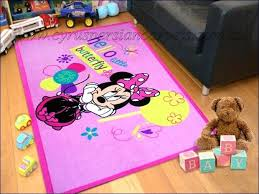 Minnie Mouse Rug 5884