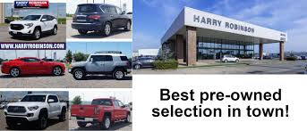 100 Used Trucks In Arkansas Harry Robinson Automotive Family Is A Ford Buick GMC Dealer