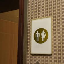 Decals For Bathrooms by Free Shipping Worldwide Luxury Home Decor Acrylic Toilet Sign