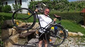 unternehmer privat am bike durch die region leibnitz