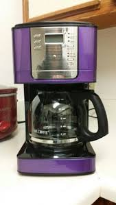 The Purple Coffee Maker Ive Been Hawking