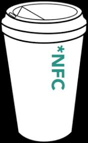 ICON Connective NFC Reusable Coffee Cup