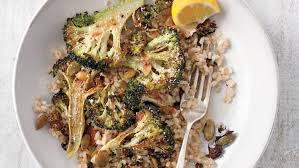 Desserts With Pumpkin Seeds by Roasted Broccoli With Pumpkin Seeds And Grated Pecorino