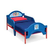 Delta Children PAW Patrol Plastic Toddler Bed Baby Toddler
