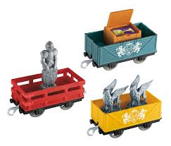 Trackmaster Tidmouth Sheds Toys R Us by Castle Cargo Delivery Thomas And Friends Trackmaster Wiki