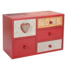 boite a tiroirs en bois boîte 5 tiroirs home bois acheter ce produit au meilleur prix