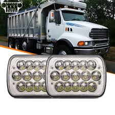 FIT Ford Sterling LT9513 Truck Pair LED Headlight Hi/Lo Beam ... Sterling A9500 For American Truck Simulator Allegheny Ford Sales In Pittsburgh Pa Commercial Trucks Blue Mule Big Pinterest Trucks And White 2013 F150 Used Sale Fdfb00605 New 2018 For Va Fuel Tanks Most Medium Heavy Duty Sterling Tractors Semi N Trailer Magazine 2000 L9500 Dump Truck Item A6759 Sold Mar Filesterling Aline Tractor Trailer Of Conway Freightjpg Hpe750 Supercharged At Mccall Battery Boxes Peterbilt Kenworth Volvo Freightliner Gmc 19976 Stewart Farms Mi