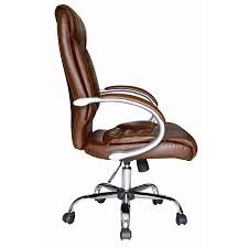 articles with brown leather desk chair uk tag brown executive
