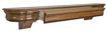 decor u0026 tips traditional wooden mantel shelf design for your