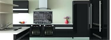 fond de cuisine credence cuisine originale deco dacco menu bistrot fond de hotte