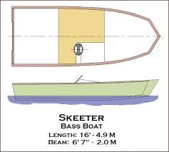 spira international inc skeeter bass boat