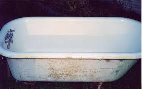 Bathtub Refinishing Training In Canada by Refinishing Cast Iron Bathtubs Bathroom Design