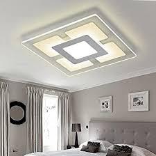 ultradünne beleuchtung led decke ideen einfache moderne
