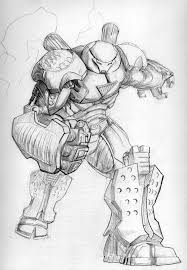13 Hulkbuster Drawing Iron Monger For Free Download On Ayoqqorg