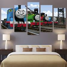 Thomas The Tank Engine Bedroom Decor by Online Get Cheap Thomas Room Decorations Aliexpress Com Alibaba