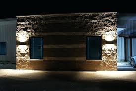 solar exterior wall light fixtures best commercial exterior wall