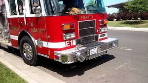 Yuba City Fire Department Engine 1 And 2004 Ford F550superduty Mini ...
