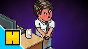 Habbo Short Hot Coffee Starring Fail Guy