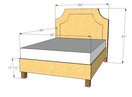 Bed Frame Sizedimensions A King Size Bed Frame Queen Bed Frame