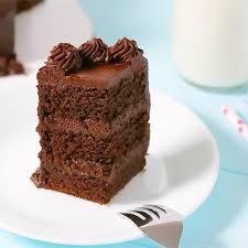Mini Chocolate Bliss Cake