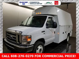New 2019 Ford E-350 Service Utility Van For Sale In Madison, WI | #K0773