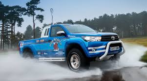 100 Hilux Truck Feature Arctic S