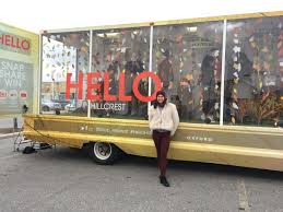 Mobile Fashion Truck For Hillcrest Mall October Promotion