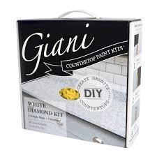 100 How To Change Countertops Giani Granite White Diamond Countertop Paint Kit