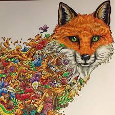 Animorphia Colouring Book By PixelnSprites On DeviantArt