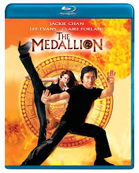 100 The Madalion Amazoncom Medallion Bluray Jackie Chan Lee Evans Claire
