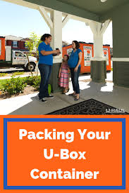 100 How To Pack A Uhaul Truck The Most Effective Way To Load A Portable Storage Unit Ing For